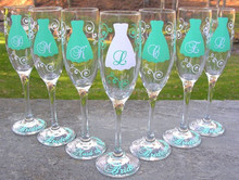 European Fashionable First Rate High Quality food grade 200ml Champagne flute glasses Bpa free