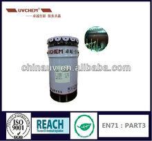 PM-5610-12 UV metallizing top coat cosmetic paint