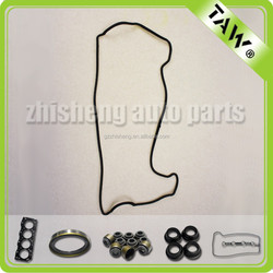 Toyota Corolla 4AFE Engine Rubber Valve Cover Gasket,car parts cover gasket
