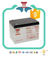 Sealed Lead acid gel battery12V12ah good quality global market
