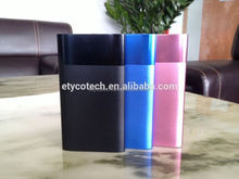 Famous brand mobile 5000mah manual for power bank