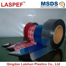 Protective film for aluminium profiles, plastic film anti uv, metallized pet film