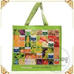 designer foldable pp non woven bag