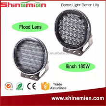 9 Inch LED Driving/Spot Lights 185w Most Powerful LED Driving Lights