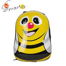 Colorful ABS+PC Kids Bag with Animal Printing