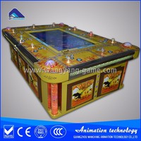 Money-making game Dragon King game machine IGS software Dragon King game