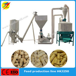 Factory supply animal feed plant for sale