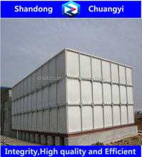 High Quality Sectional Fiberglass Water Tank for Irrigation/Firefighting/Drinking Water ISO9001
