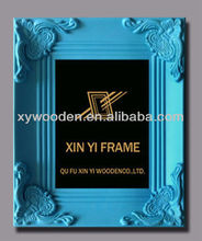 Vintage Handmade Wood Picture Frame Photo Picture Frame Shabby Chic