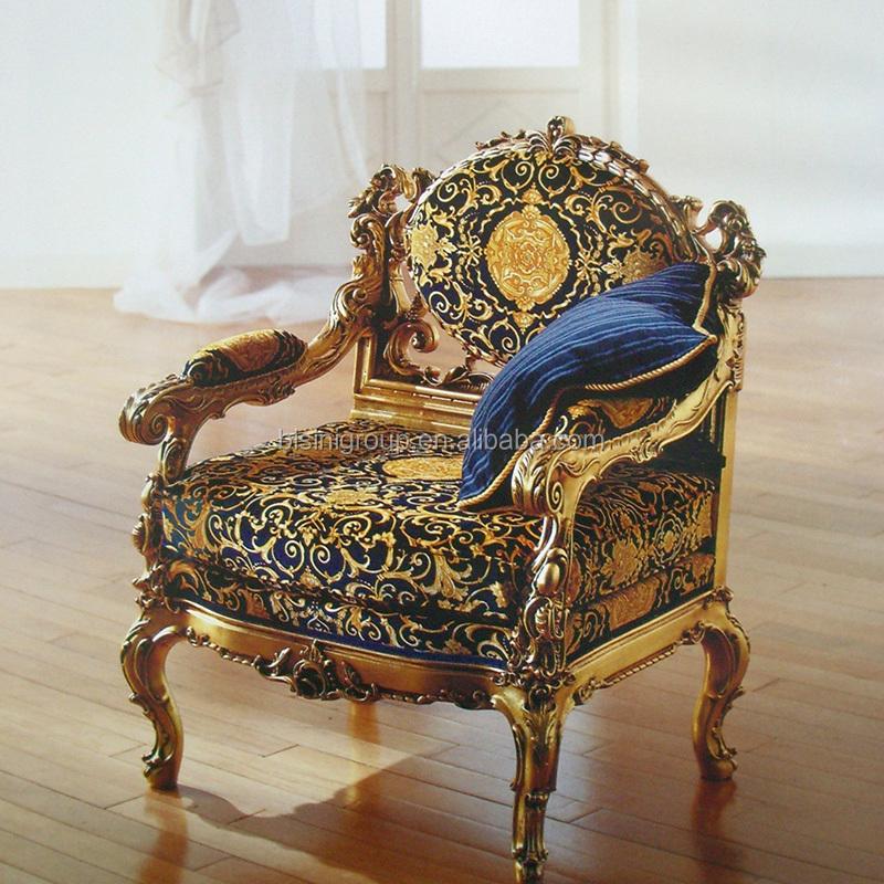 BF11 08171a Golden Chair