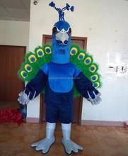 new design adult peacock mascot costume