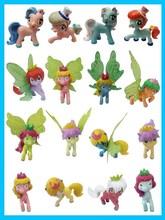 figurita de plástico los juguetes de plástico de colección