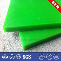 Best selling customized uv transparent plastic sheet
