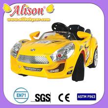Alison C30424 battery friction car plastic toys babys vehicle