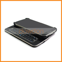 New Sliding Mini Wireless Bluetooth Keyboard for Samsung Galaxy S5 i9600 Bluetooth Keyboard Hard Case