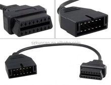 OBD2 Diagnostic Trucks Cables Adaptor