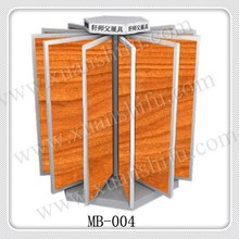 display stand for parquet flooring sample