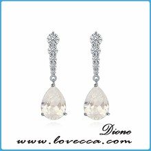 wholesale classic design earring crystal with fast shipping