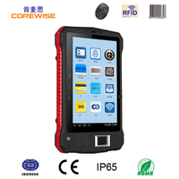 Hot quad core android 4.1 waterproof rugged industrial android tablet