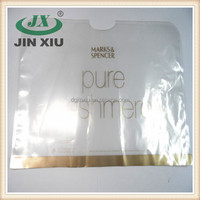 Special sealed transparent packing bag for Marks & Spencer