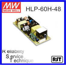 60W Single Output Switching Power Supply, LED Drive with PFC HLP-60H-48
