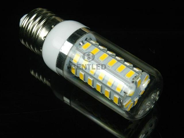 Светодиодная лампа OEM E27 56LEDS 5730SMD , 5730 220 /110 18W , /, 5730SMD E27