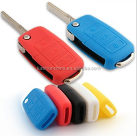 Hot Sale Promotion Gift Wholesale Remote Silicone Car Key Protective Cover