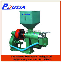 2015 new model rice shelling machine with diesel engine