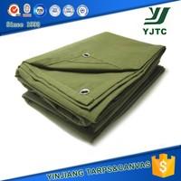 coated canvas fabric sheet