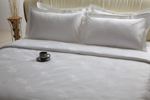 Wholesale Hotel Jacquard Bed Linen pillow bed sheet