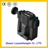 YUKENS-BG Hydraulic Low Noise Type Pilot Operated Relief Valve