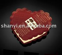 Mountain brand jewellery packaging, marriage card sample ,coated paper handmade packing box