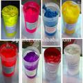 Producto químico utilizado en la impresión de la pantalla de la industria, suave del pvc plastisol libre de tinta de pigmento