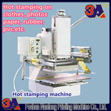 Manual Operation Hot stamping machine358/ ,Paper and leather hot stamping machine ,