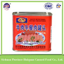 Wholesale products china supply beef luncheon meat