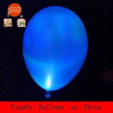 12 inch wholesale round led halloween balloons /party led globes