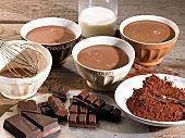 Cocoa Drink, Coco Beverage, Malt Beverage Powder Drink