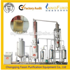 good performance and Decolorization technology lubricant oil distillation machine