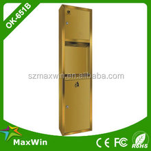 Waterproof Combination elegant paper dispenser with Cover combination