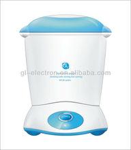 Para bebés de vapor embotellador de esterilización, bebé biberón esterilizador