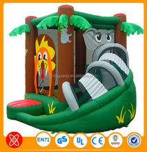 2015 new design beautiful princess castle inflatable bounce house