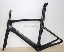 Manufacturing Carbon Frame for Time Trial Bicycle