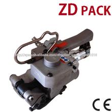 Computadora de mano cmv-19 herramientas neumáticas de paquete de maquinaria de plástico para pp/pet correas de herramientas