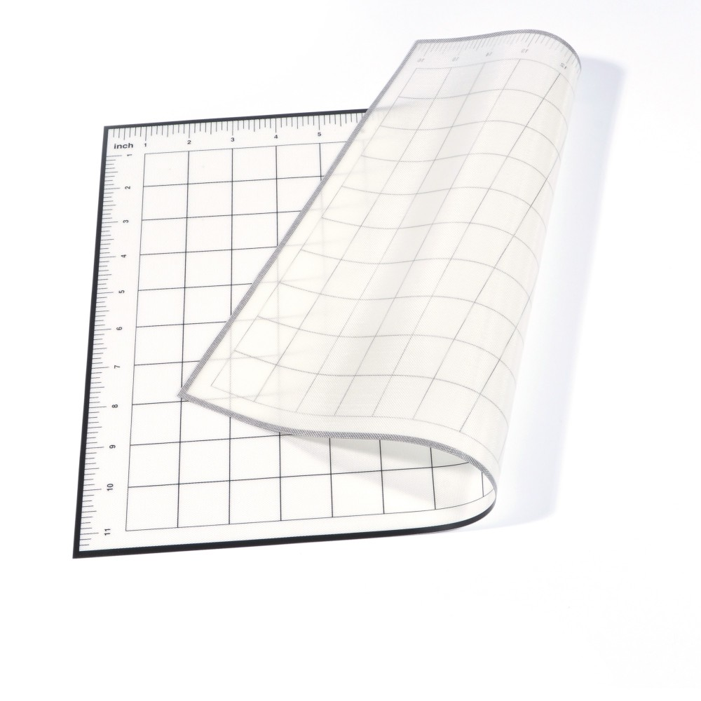 Sedex factory tick mark check silicone glass fibre mat for baking-2