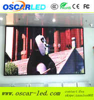 waterproof 7000 cd outdoor full color p16 led display/video xxx p16 led display