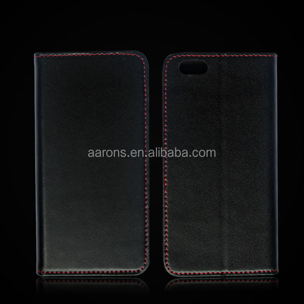 Customized OEM Luxury PU Leather Case For Iphone6 Leather Case