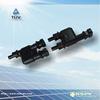 TUV 1000v mc4 solar panel connector and tuv mc4 t branch connector