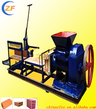 30 years manufacturer german technology Jz-250 vacuum extruder semi- automatic clay brick machine for myanmar