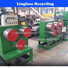 pet strap making machine for packing band pp extruder machine