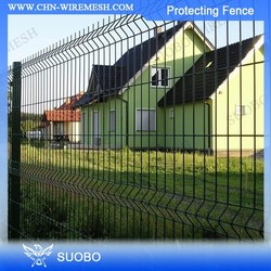 High Quality Airport Fence Netting Steel Ornamental Fence Chain Link Dog Kennel Cage